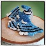 Custom Order Blue Jay