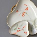 Wunsiedel Bavaria Porcelain Plates